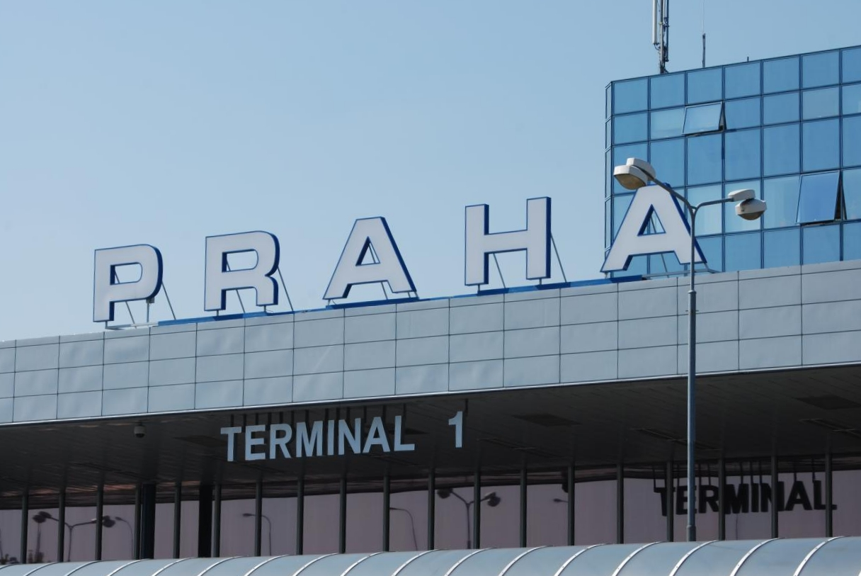 Flyg till Prag landar här (Foto: Flickr/zkvrev)