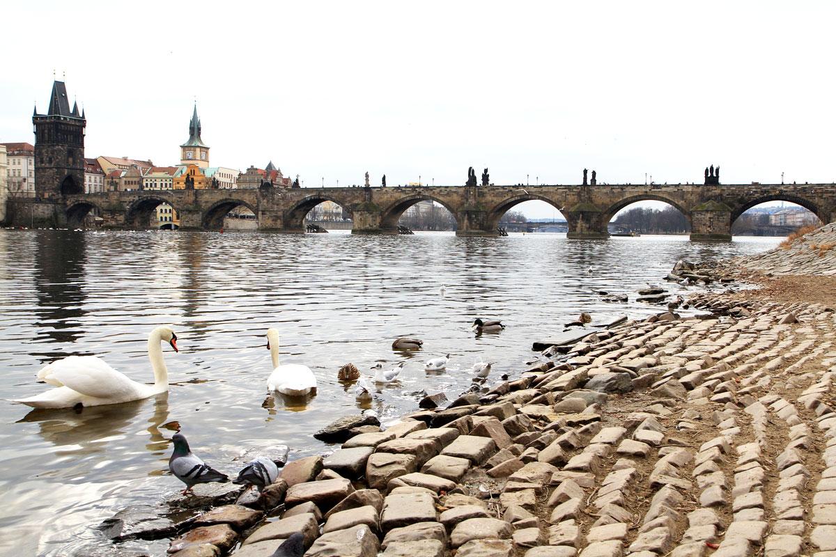 Fakta om Prag - Karlsbron (Foto: Prag.se)
