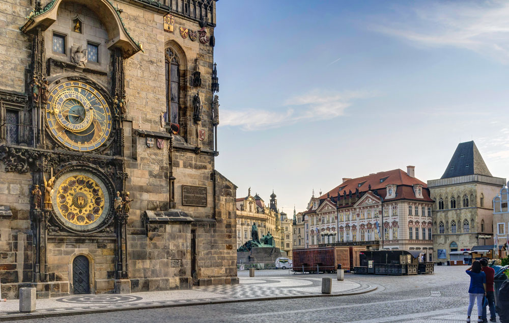 Astronomiska uret i Prag (Foto: Flickr/anguskirk)