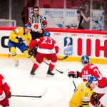 Hockey-VM lockar svenskar till Prag