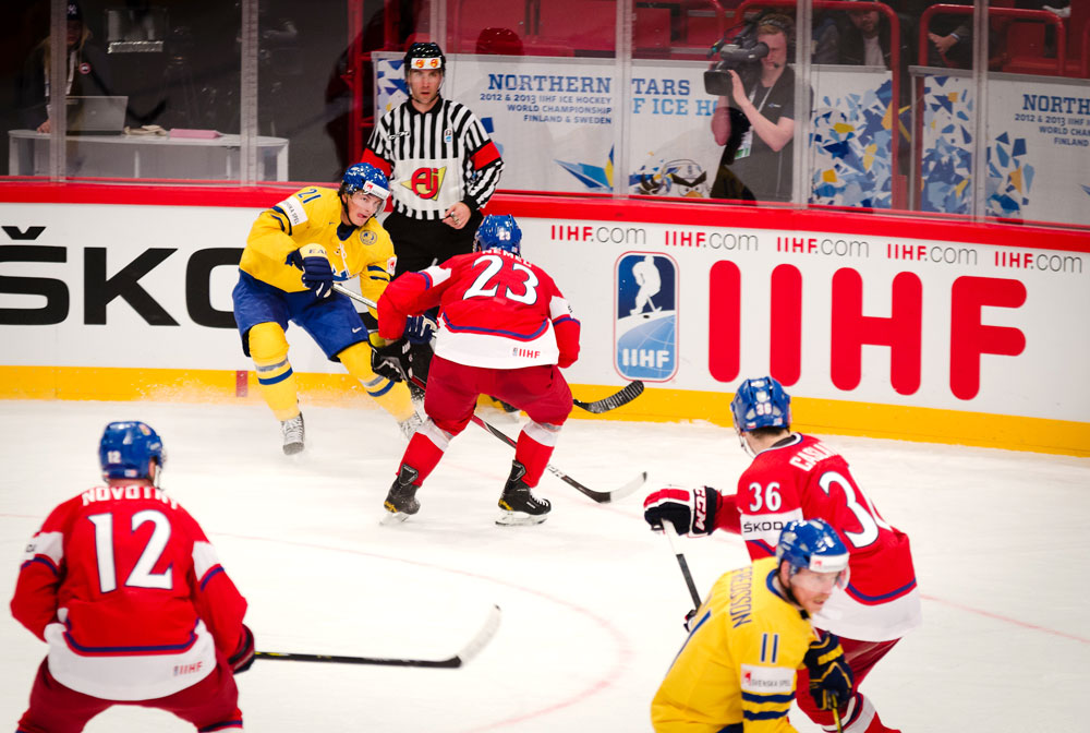 Hockey-VM Prag (Foto: Flickr/henrikpalm)