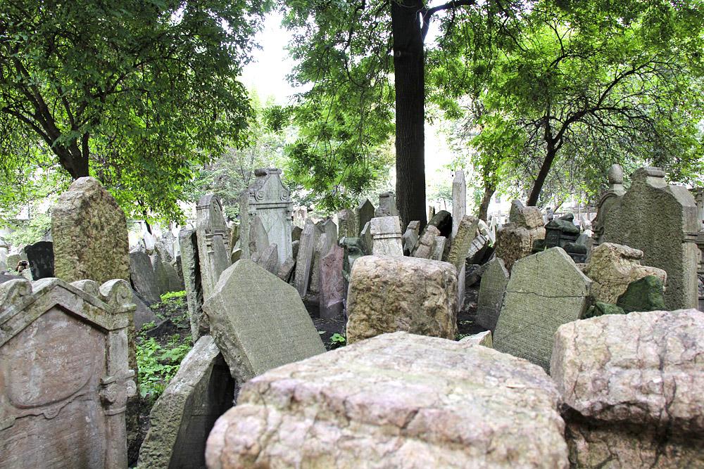 Judiska kyrkogården (Foto: Flickr/magnopere)