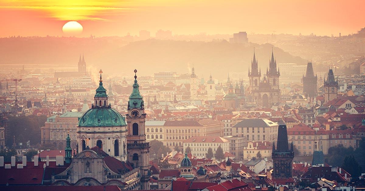 Prag - svensk reseguide
