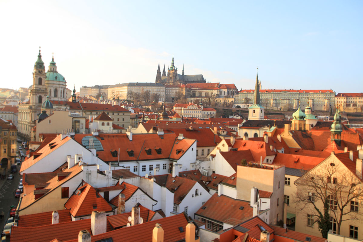 Pragborgen (Foto: Prag.se)