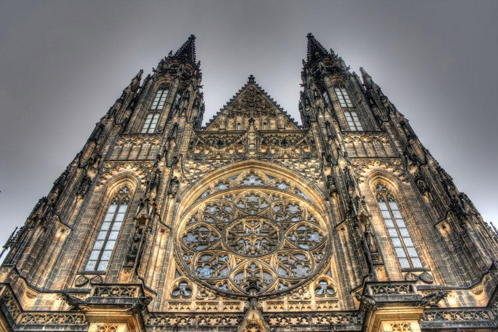 St. Vitus-katedralen (Foto: Flickr/schwebbes)