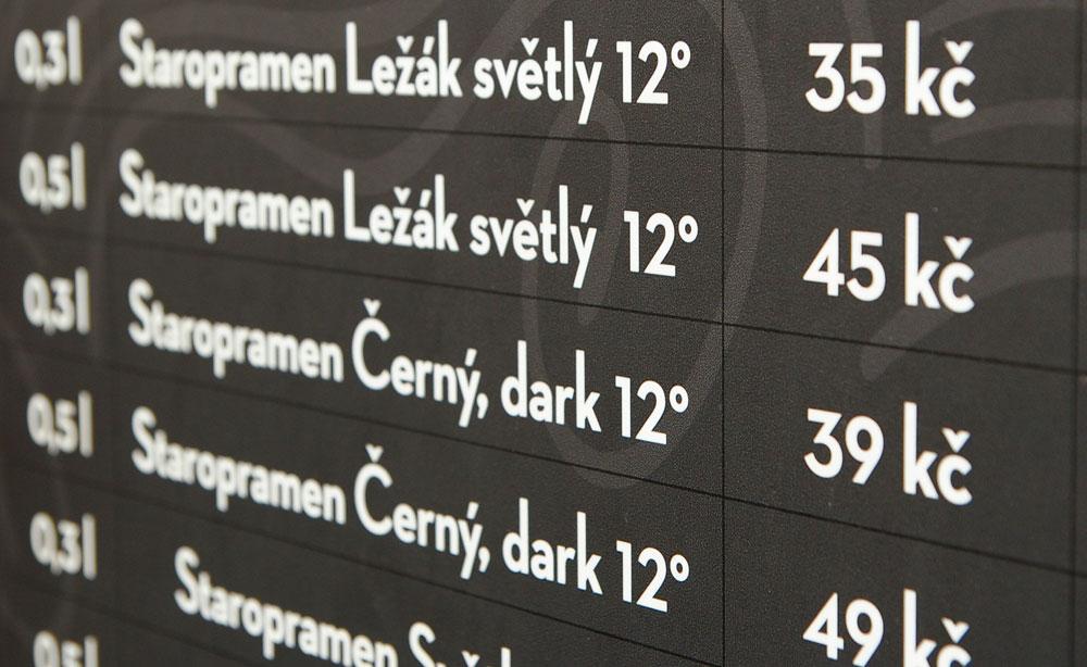 Priser och prisläge i Prag (Foto: Flickr/remster_9)