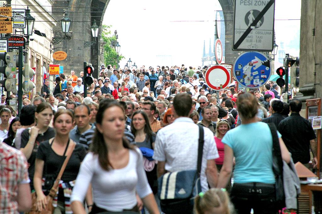 Ficktjuvar och kriminalitet i Prag (Foto: Flickr/eoincampbell)