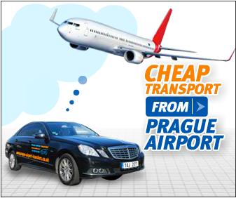 Transfer från flygplats till Prag