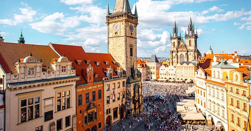Sevärdheter Prag - att göra i Prag